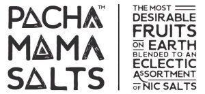 Pachamama Salts